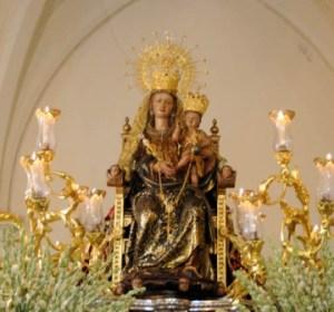 Virgen de la Bella.
