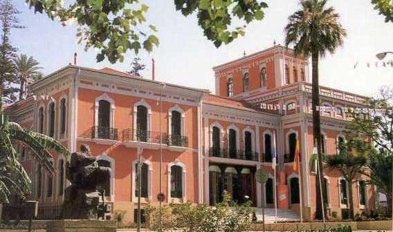 Casa Colón de Huelva.