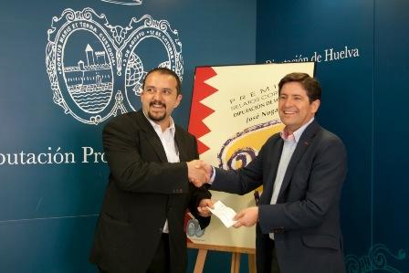 Entrega del premio José Nogales.
