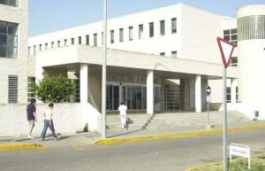 Consultas Externas del hospital JRJ