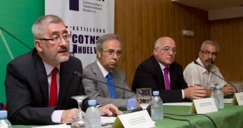 Presentación en Huelva de Cotnsa.
