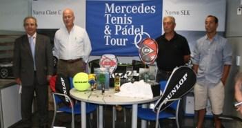 Presentación del torneo.