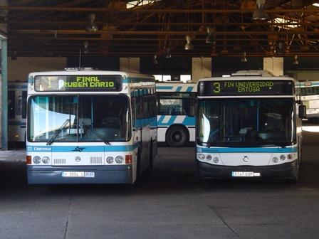 Autobuses de Emtusa.
