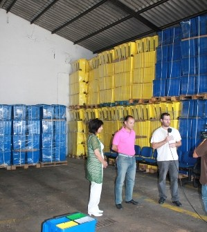Ayamonte promueve el proyecto.