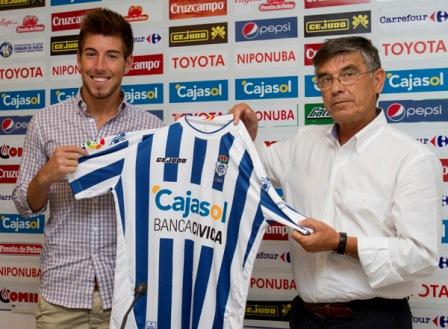 Enrich y Julio Peguero. (Foto: Julián Pérez)
