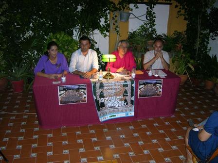 Encuentro de poetas en Moguer