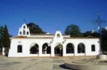 Santuario de la Virgen de la Cinta.