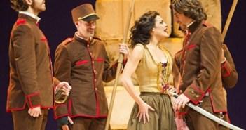 Escena de Carmen.