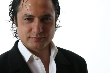 El barítono Jaime Esteban.