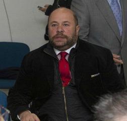 Pablo Comas, nuevo dueño y presidente del Recreativo de Huelva. (J. Pérez)