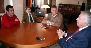 Acuerdo entre Cartaya y la Caja Rural del Sur.
