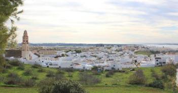 Vista de Ayamonte.