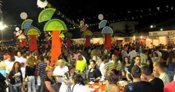 Feria de la Gamba y la Chirla de Punta Umbría.