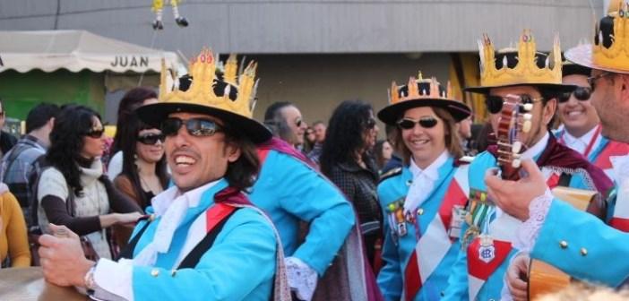 Cabalgata de Carnaval de Huelva.
