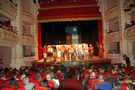 El Gran Teatro acogió las últimas actuaciones y el jurado emitió su veredicto.