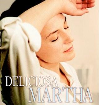 Cartel de Deliciosa Martha.