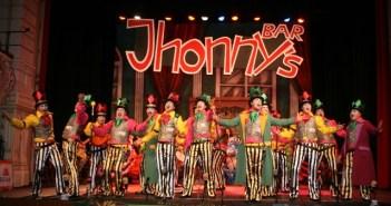 Jhonny's el serpiente, agrupación de Isla Cristina.
