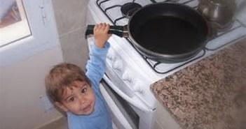 El taller persique prevenir los accidentes infantiles.
