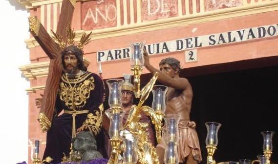 Imagen de la Semana Santa de Ayamonte.