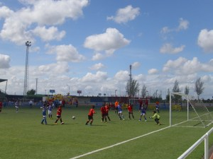 Torneo de fútbol 7.