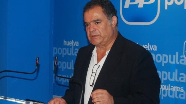 El diputado nacional y alcalde de La Palma, Juan Carlos Lagares.