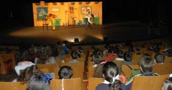 Teatro infantil.
