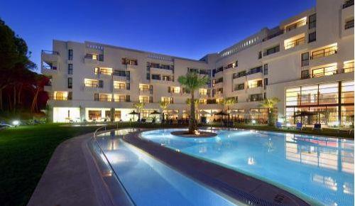 Hotel Oasis de Isla Cristina.