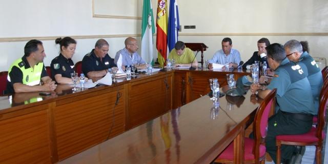 Reunión en San Juan del Puerto.
