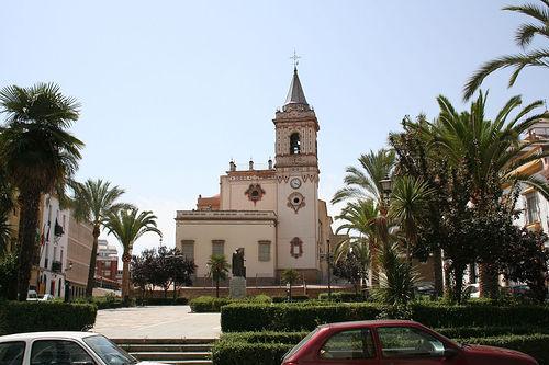 Iglesia de San Pedro de Huelva.