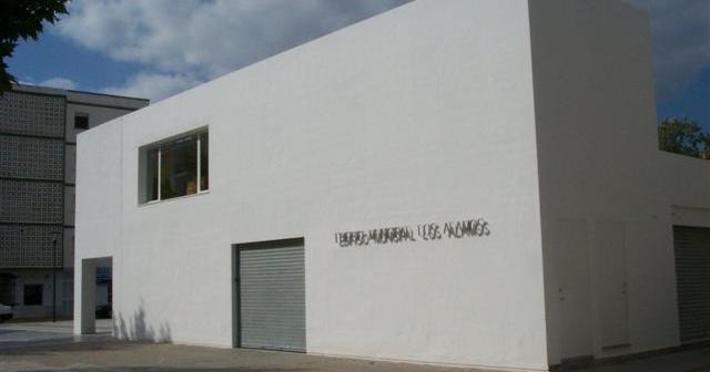 Centro Cultural Los Álamos.