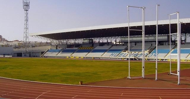 Estadio Iberoamericano.