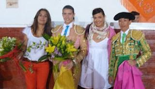 Las mujeres, protagonistas en Santa Olalla.