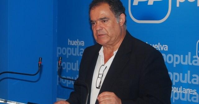 Juan Carlos Lagares, diputado nacional del PP y alcalde de La Palma.