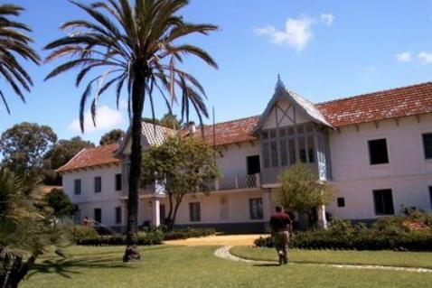Palacio de Las Marismillas en Doñana.