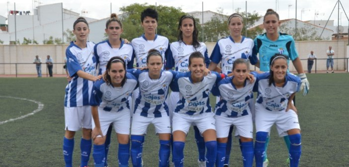 Once de esta temporada del Cajasol Sporting Universidad.