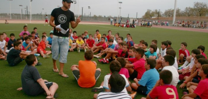 Escuelas Deportivas.