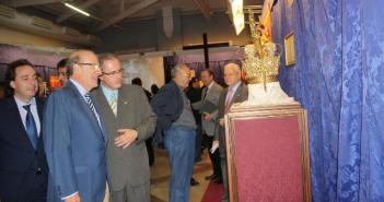Exposición de la Soledad en la Casa Colón.