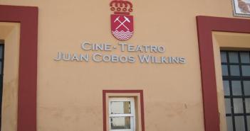 Cine-teatro de Riotinto.