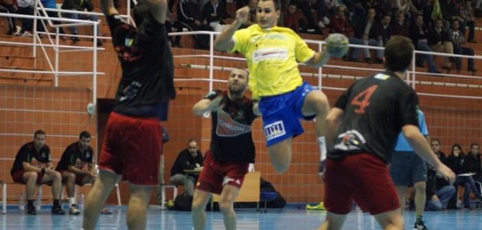 Sergio Cruzado, uno de los goleadores del PAN Moguer.