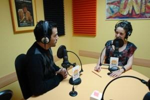 Imagen de archivo de un programa de UniRadio.