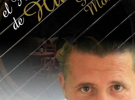 Cartel de la actuación de Paco Morales.