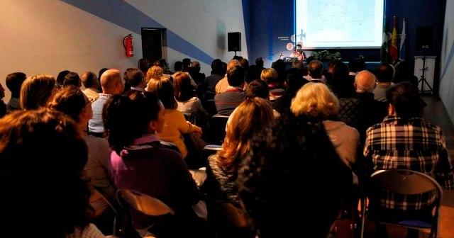 Una de las conferencias ya celebradas en el Puerta del Atlántico.