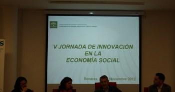 Jornada de Innovación en la Economía Social.