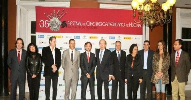 Presentación oficial de la 38 edición del Festival de Cine de Huelva.