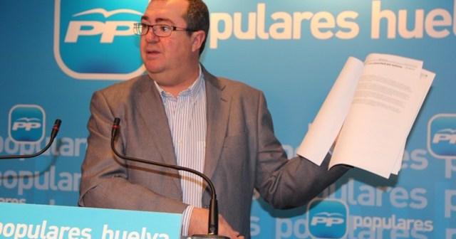 José Luis Barragán en rueda de prensa.