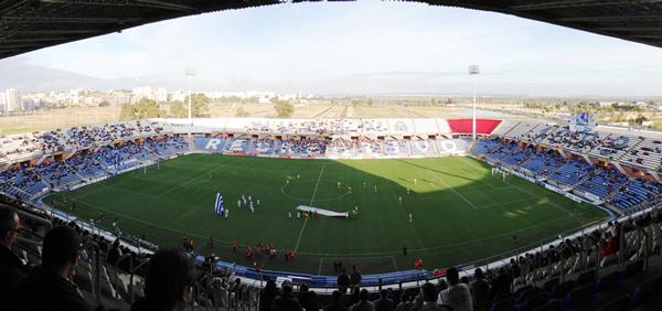 Estadio Nuevo Colombino panorámico