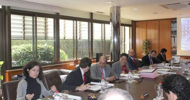 Última reunión del consejo de administración del Puerto.