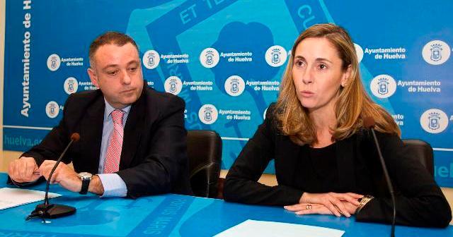 Adame y Bañón explican los objetivos del convenio firmado.