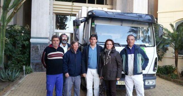 La colaboración hará posible la ayuda a los más necesitados en Ayamonte.