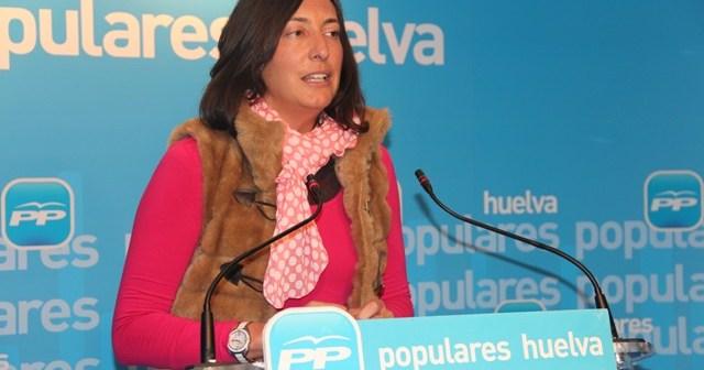 Loles López, en rueda de prensa.